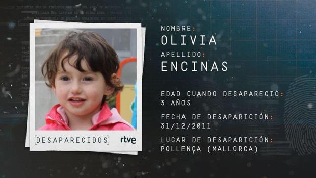 La madre de Olivia se llevó a su hija de viaje cuando hace seis años y desde entonces su padre no ha vuelto a verla