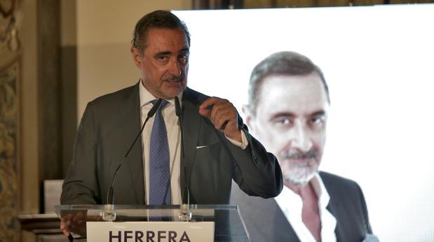 Conferencia almuerzo con Carlos Herrera dentro del III Encuentro con Herrera en Cope. Foto: J. M. Serrano.