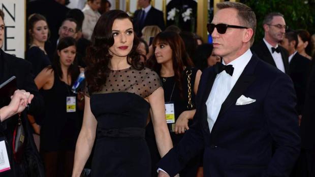 Rachel Weisz y Daniel Craig, en una imagen de archivo