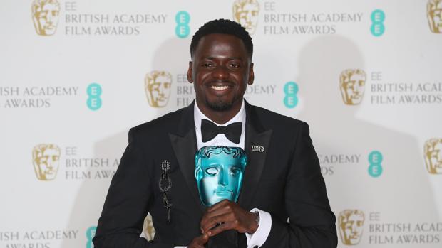 Daniel Kaluuya se hace con el BAFTA a mejor interprete revelación