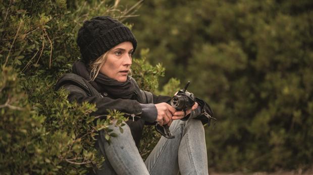 Diane Kruger, en una escena de «En la sombra»