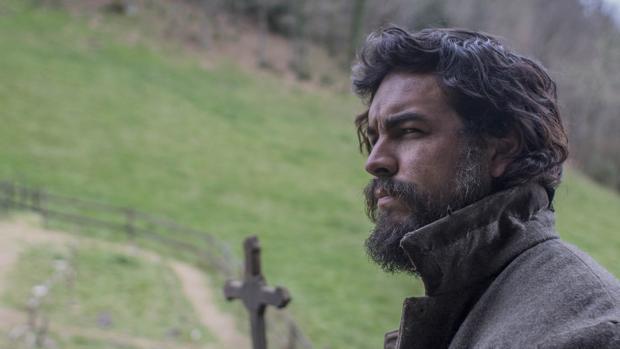 Mario Casas en «Bajo la piel de lobo»