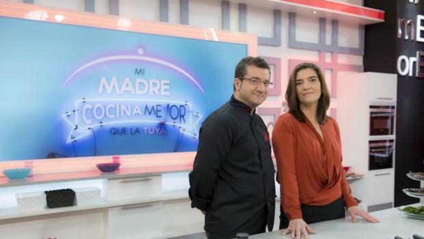 Segio Fernández presentó el formato en su primera etapa