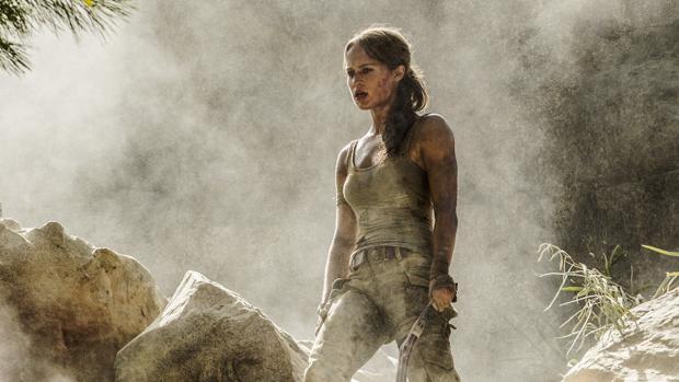 Alicia Vikander protagoniza «Tomb Raider»