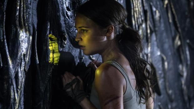 Alicia Vikander es Lara Croft en «Tomb Raider»