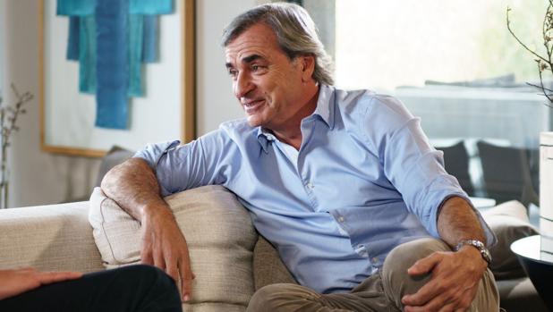 Carlos Sainz en Mi casa es la tuya