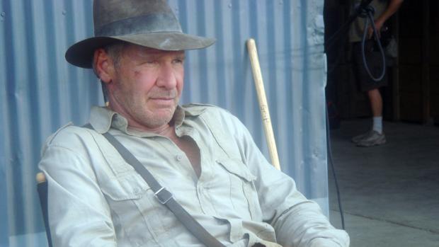Harrison Ford volverá a ponerse el sombrero de Indiana Jones en 2019 (imagen de archivo de 2007)