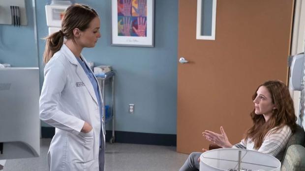 Anatomía de Grey» rescata a un personaje de sus primeras temporadas