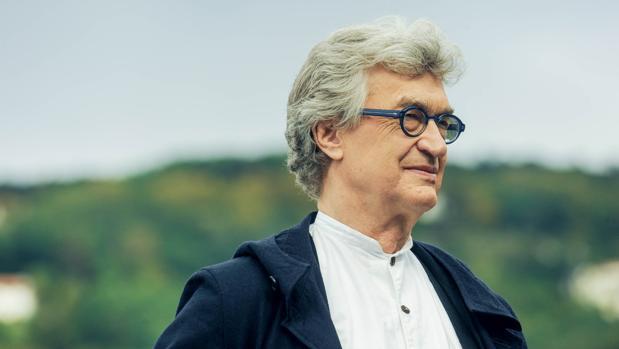 Wim Wenders, en el pasado Festival de San Sebastián