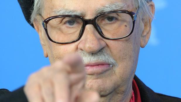 El cineasta italiano Vittorio Taviani
