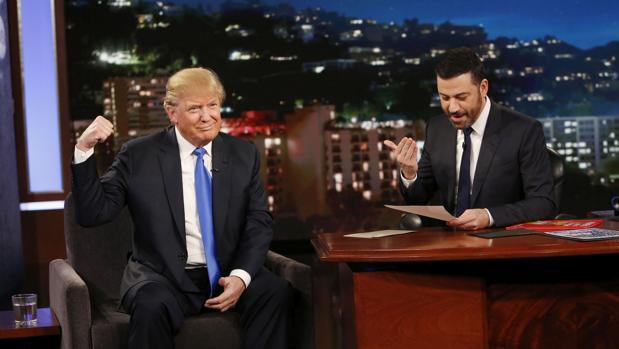 Late nights, la sátira política de la televisión americana