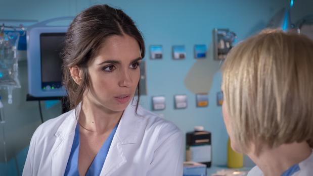 Elena Furiase será la doctora Eva Soria en «Centro médico»