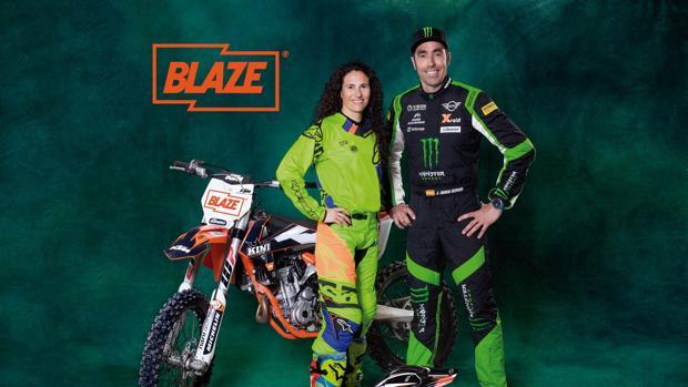 Los embajadores de Blaze