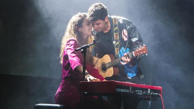 Amaia y Alfred representaran a España en el festival de Eurovision 2018 que se celebra en Portugal
