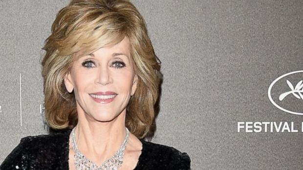 Jane Fonda, en una imagen de archivo del Festival de Cannes