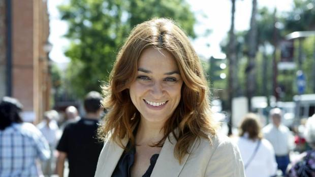 La periodista Toñi Moreno, en una imagen de archivo