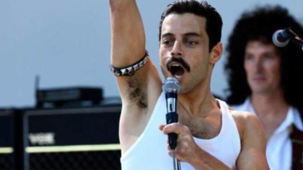 Rami Malek es Freddie Mercury en «Bohemian Rhapsody»