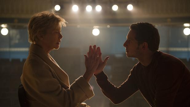 Los 30 años que separan a Jamie Bell (el niño de «Billy Elliot») y Annette Bening no son obstáculo para el amor