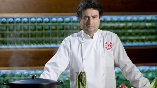 Pepe Rodríguez, jurado MasterChef
