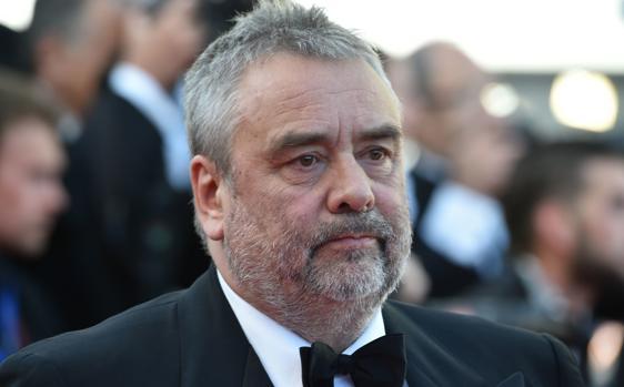 Luc Besson en una edición pasada del Festival de Cannes