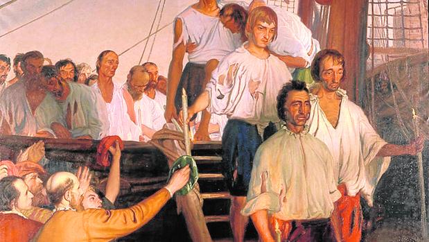 Justicia a Magallanes y horizontes a Elcano