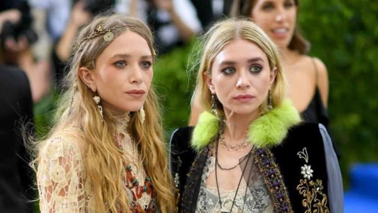 Las gemelas Olsen y otros actores de los 90 que han envejecido muy mal