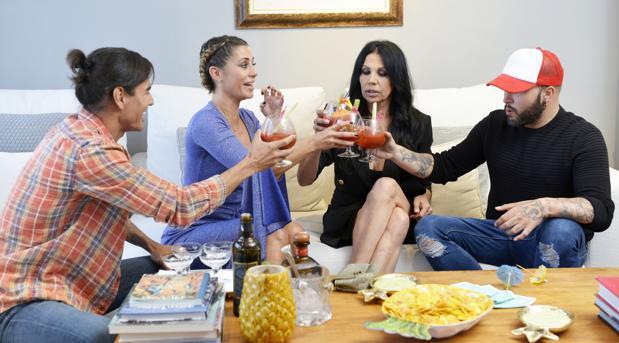Los comensales de la tercera edición de «Ven a cenar conmigo: Gourmet Edition»