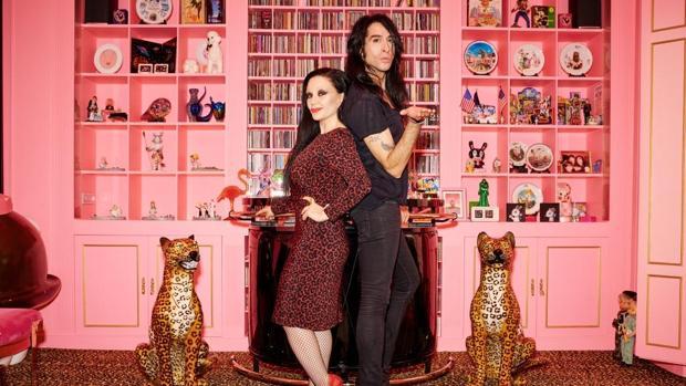 Alaska y Mario son la pareja más reconocida de la música española