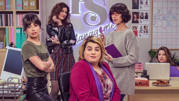 La segunda temporada de «Paquita Salas» se estrena en junio de 2018