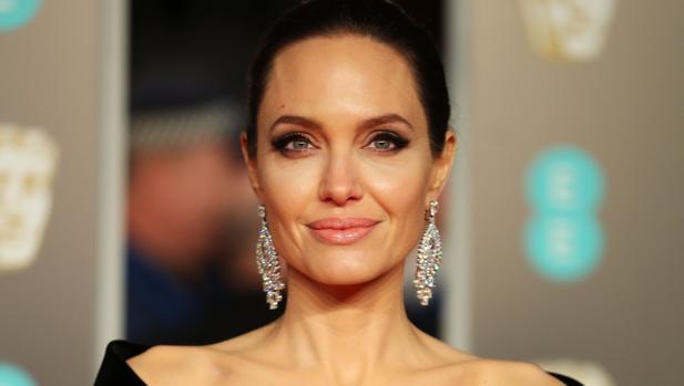 Angelina Jolie, en la última edición de los Bafta