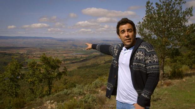 Pablo Chiapella, en «El paisano»
