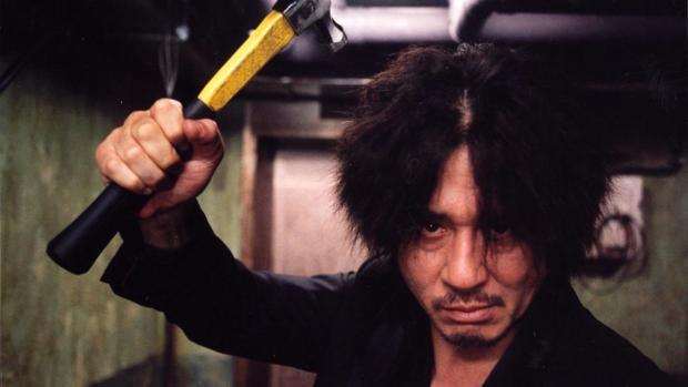 Un fotograma de «Old boy», la segunda parte de la «trilogía de la venganza» del surcoreano Pak Chan-uk