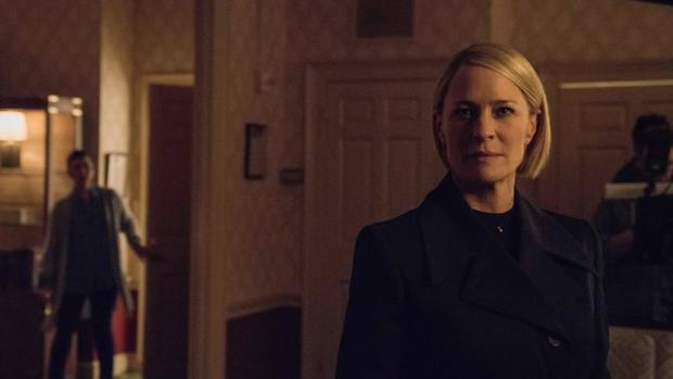 Claire Underwood, nueva presidenta de EE.UU. en «House of Cards»