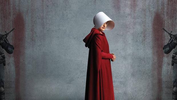 Elizabeth Moss protagoniza «El cuento de la criada»