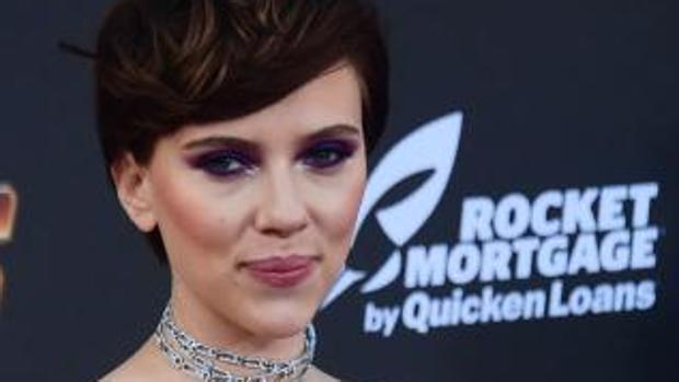 Scarlett Johansson, en una imagen de archivo
