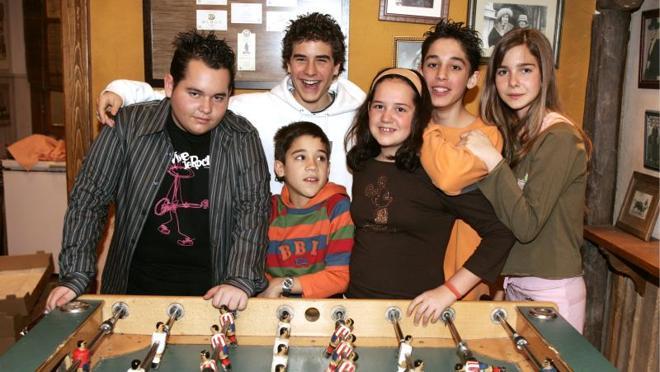 Diez años del triste final de «Los Serrano»: así han cambiado sus ...