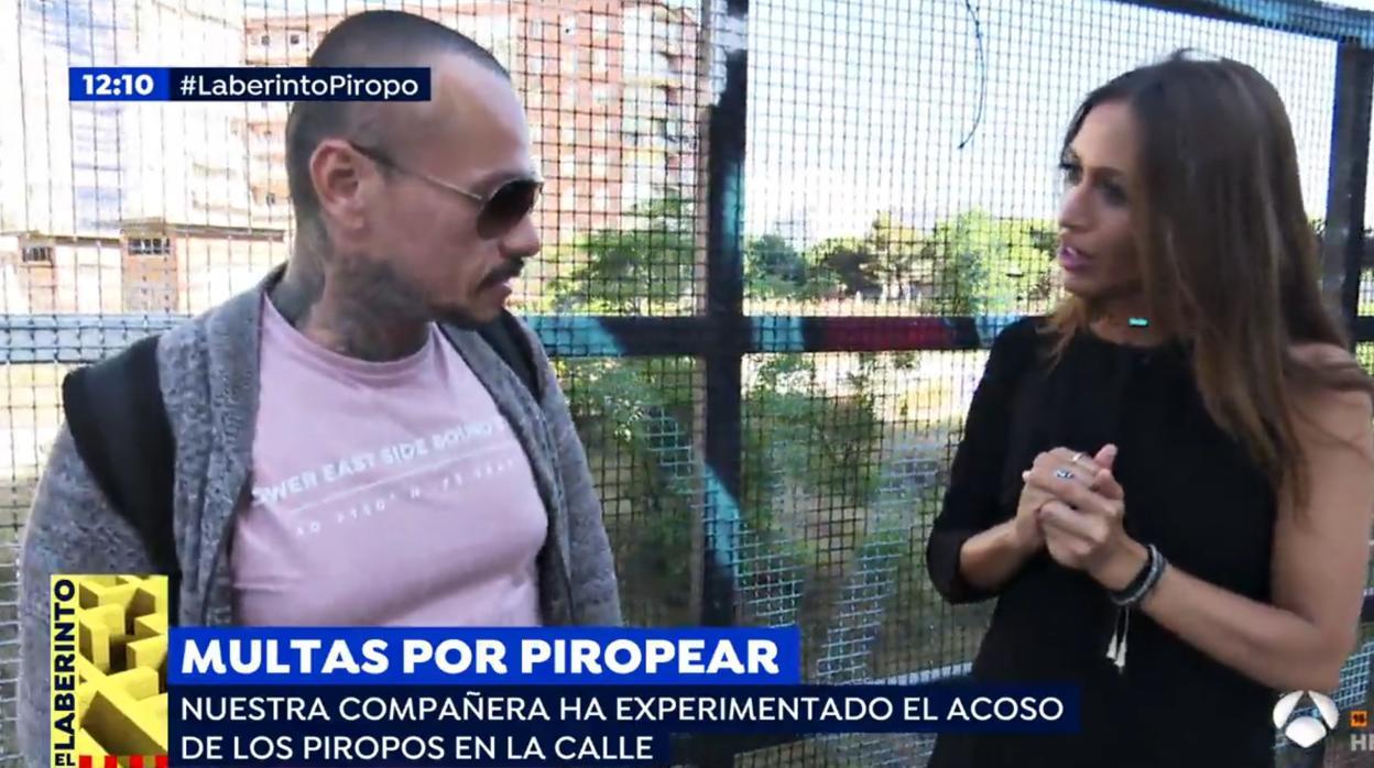 Espejo p blico acusan a espejo p blico de manipular en un reportaje sobre machismo es - Antena 3 espejo publico ...