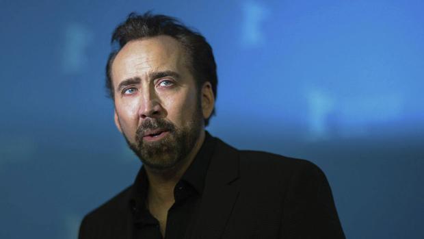 Nicolas Cage, en una imagen de archivo