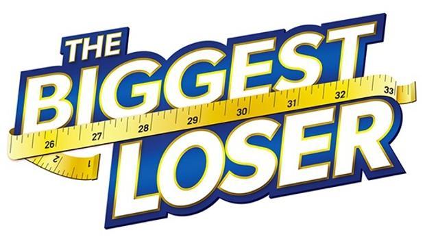 Logo del programa «The biggest loser»