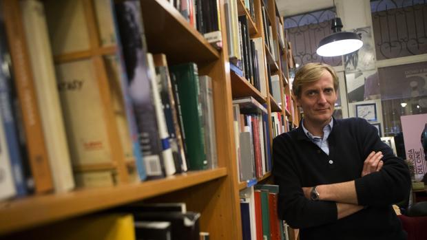 El director italoalemán Lars Kraume, en una entrevista con ABC