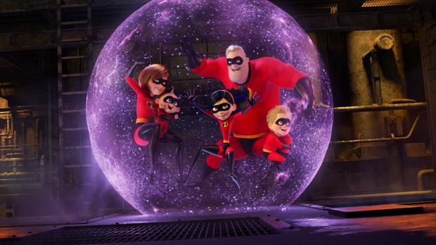 «Los Increíbles 2» llegan a la gran pantalla