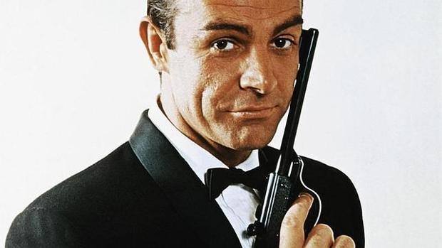 Sean Connery, para muchos el genuino James Bond