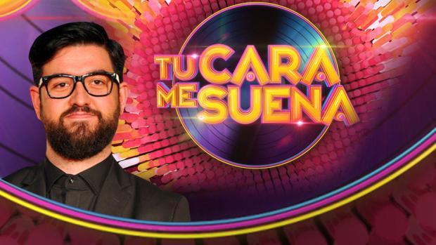 Manu Sánchez, en la fotografía oficial del programa