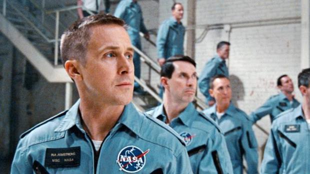 Ryan Gosling encarna a Neil Armstrong en «First Man»