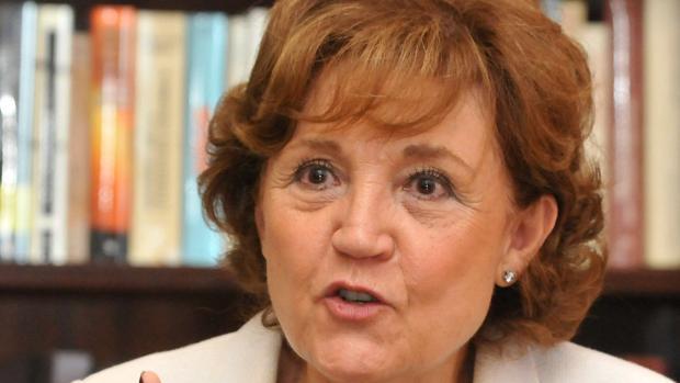 La exdirectora general de RTVE Carmen Caffarel