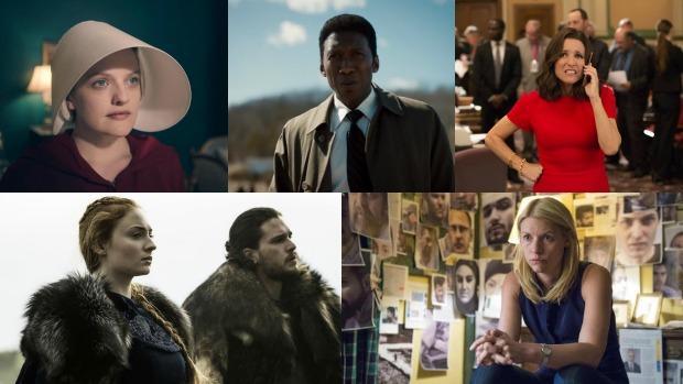 «El cuento de la criada», «True detective», «Veep», «Juego de tronos» y «Homeland» regresarán el próximo año