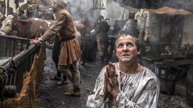 Fragmento de la serie «Lutero. La Reforma», que COSMO estrena el 9 de septiembre a las 16.00 h.