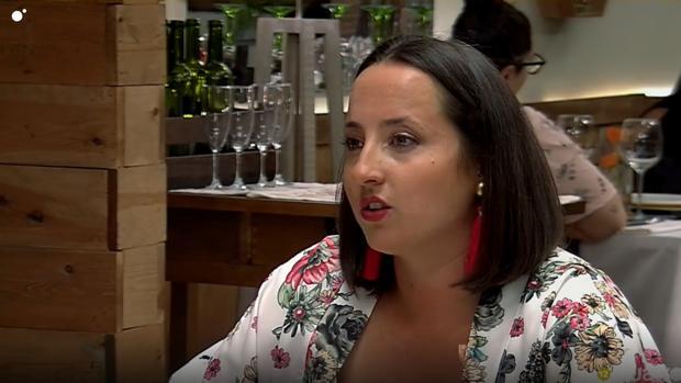 La cena entre Sara y Luz en «First Dates» no fue la mejor posible