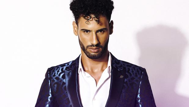 Asraf Beno es el Míster Universo que entrará el jueves en «Gran Hermano VIP»