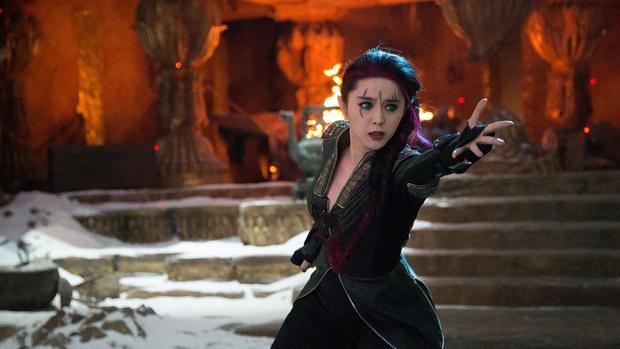 Fan Bingbing en «X-Men: Días de futuro pasado»